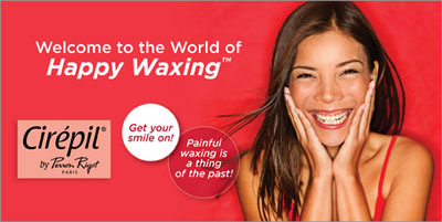 welcome to the world of Happy waxing